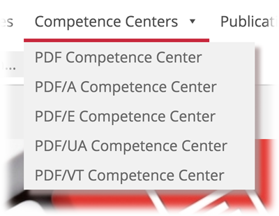 Competence Centers