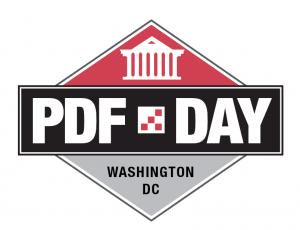 PDF Day Washington DC logo