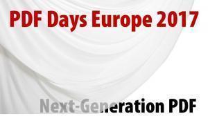 Next-generation PDF