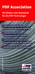 PDF Association Flyer DE